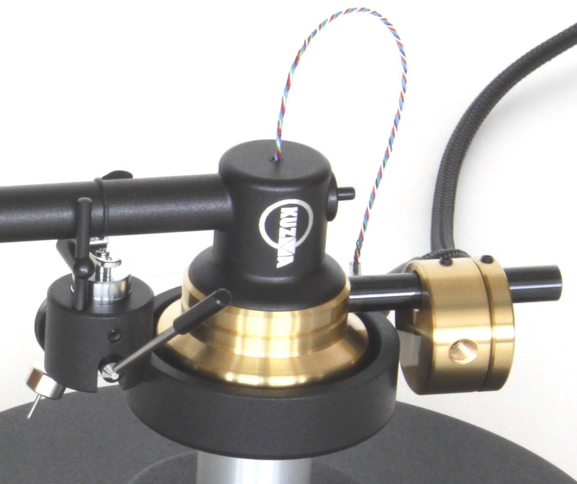 Kuzma Stogi S CE. At True Audiophile