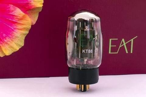NEW EAT KT88 Vacuum Tubes.  At True Audiophile.