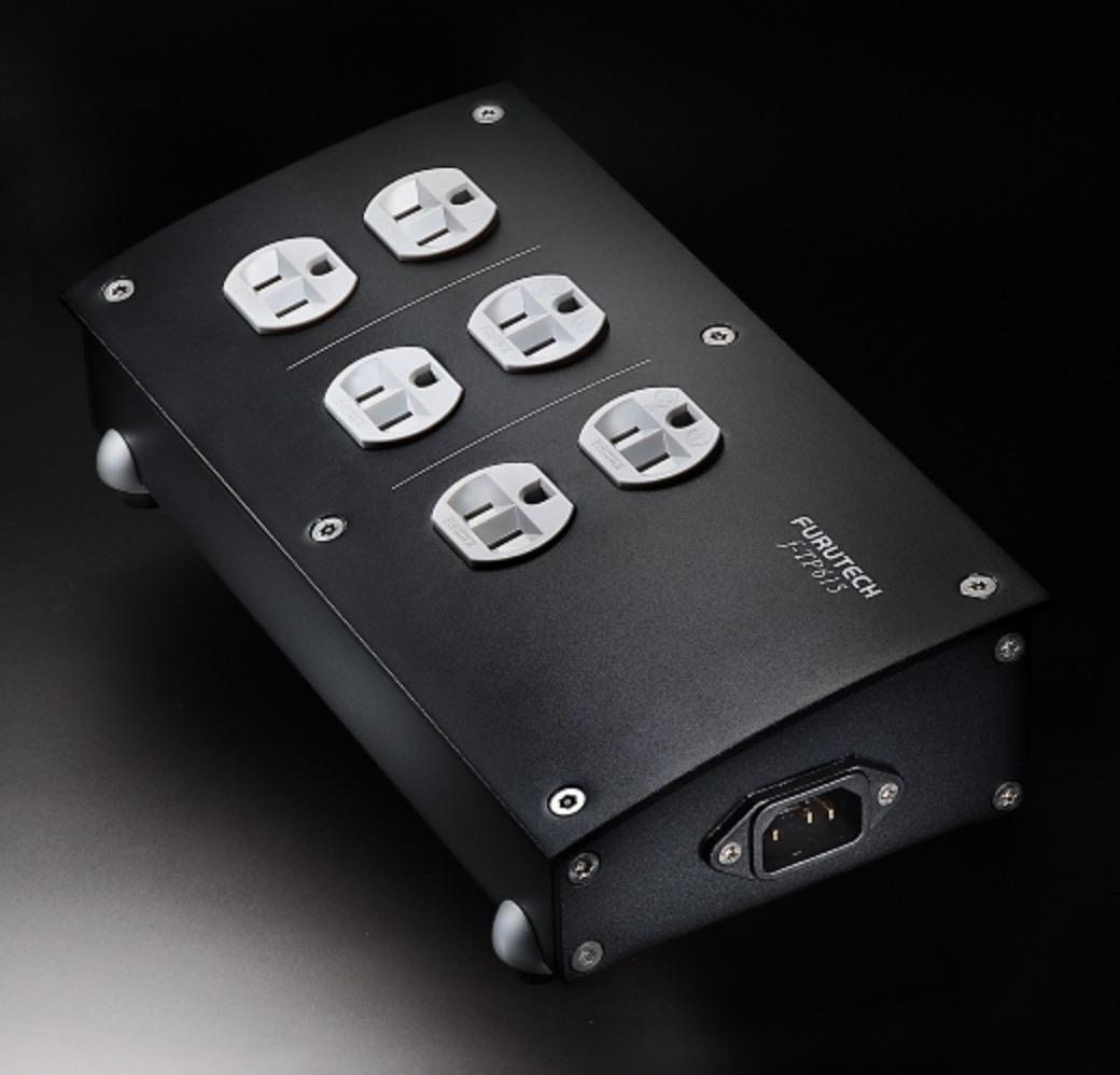 Furutech. e-TP615 Power Filtering Distribution. True Audiophile