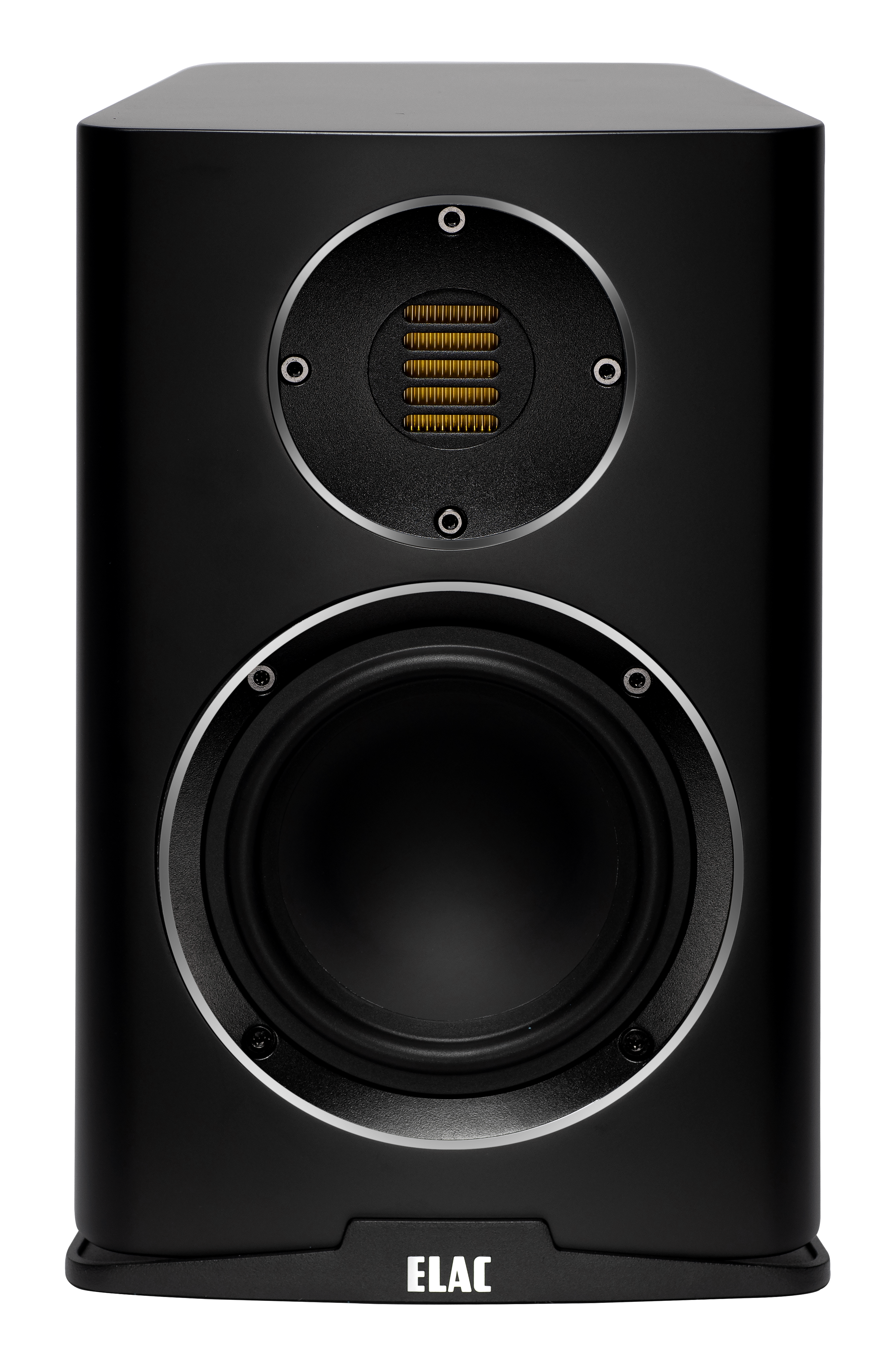 ELAC NEW Carina Speaker with Folded Jet Tweeter. At True Audiophile.