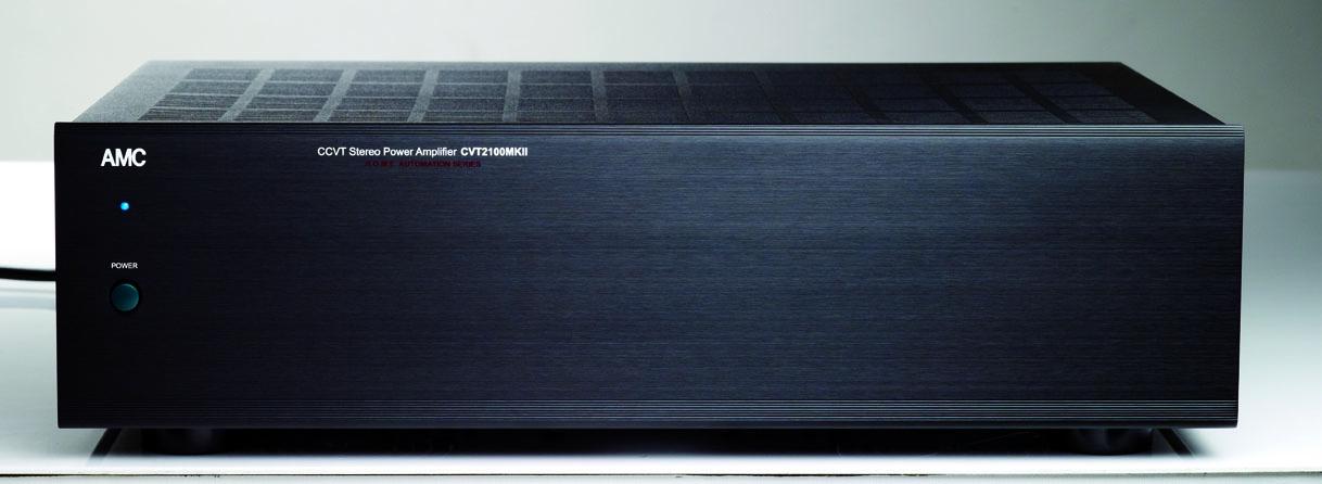 AMC CVT2100 MKII Bridge-able Tube amp