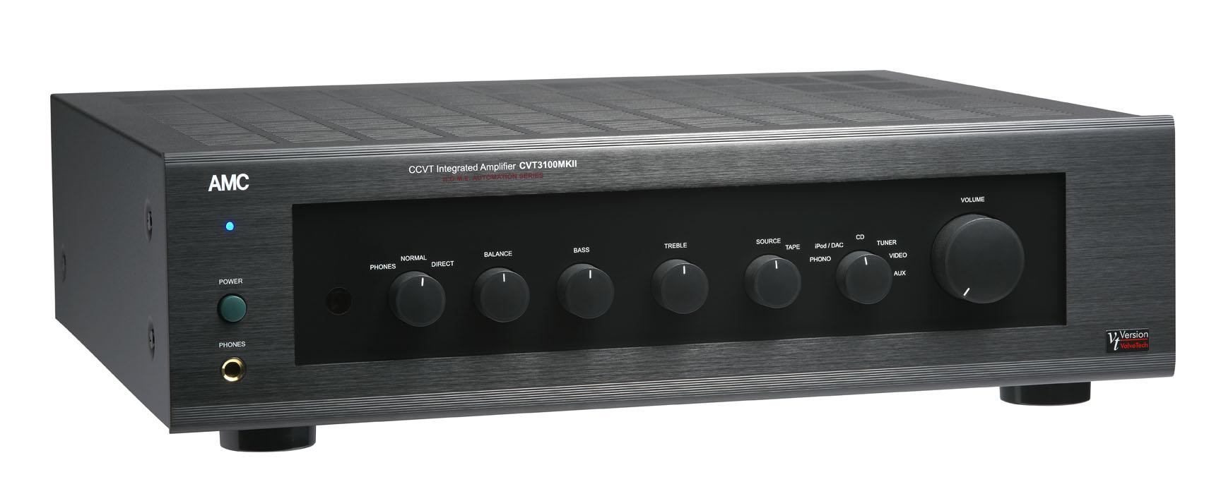 AMC CVT3100MKIIs 80W Integrated Tube Amp. At True Audiophile.