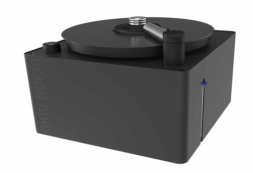 Okki Nokki ONE Record Cleaner. All new  design. At True Audiophile