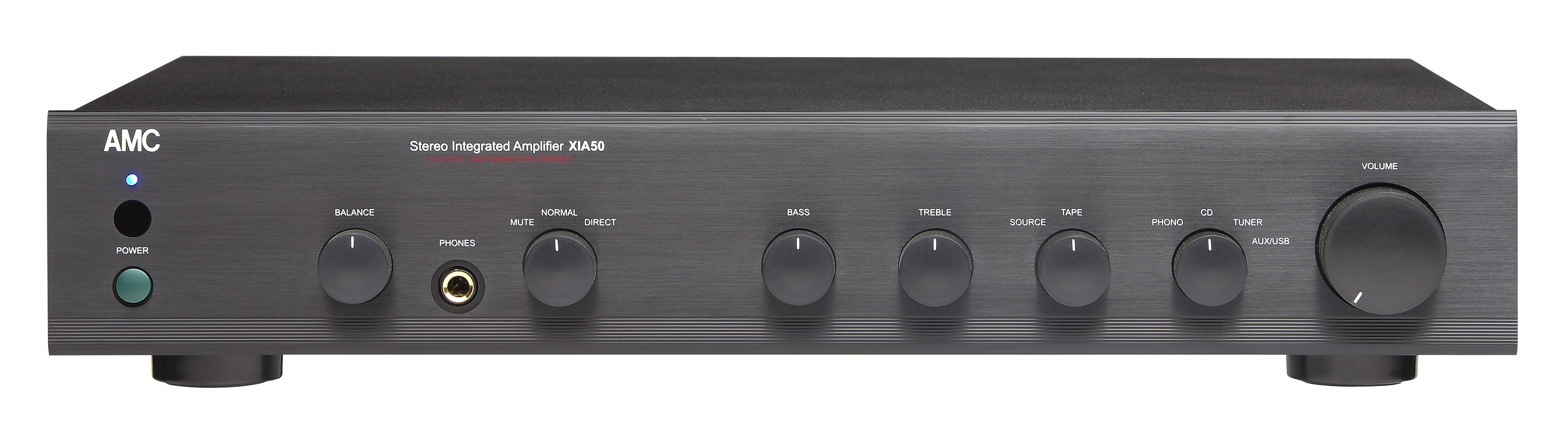 AMC XIA 50s Solid State 30W Integrated Amp. At True Audiophile.