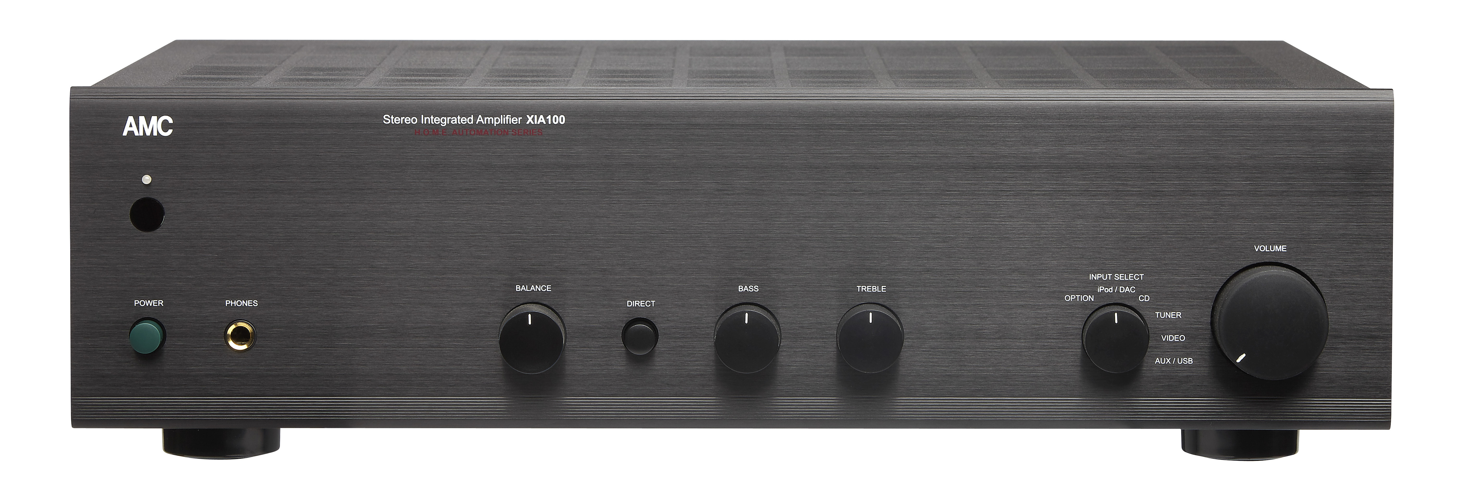 AMC XIA 100s Solid State 100W Integrated Amp. At True Audiophile.