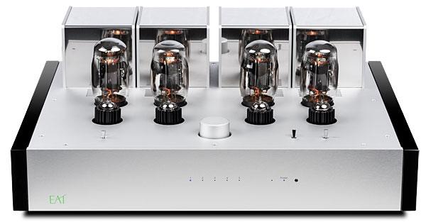 E.A.T. E-Glo I integrated amplifier. At True Audiophile Store.
