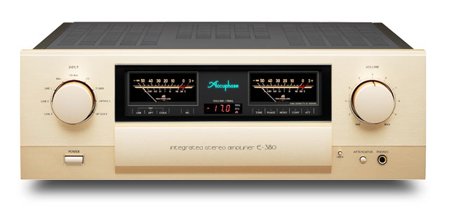Accuphase E-380. Penultimate SS Stereo Amp. Now at True Audiophile.