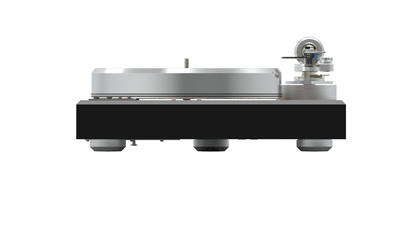 Acoustic Signature Double X Neo. The discriminating Turntable. At True Audiophile.