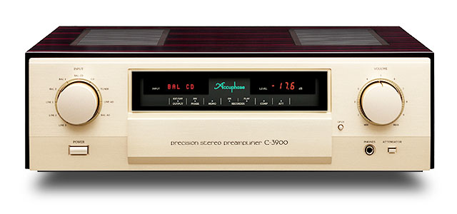 Accuphase C-3900 is the finest Pre-Amp in the world. Full Stop. At True Audiophile.