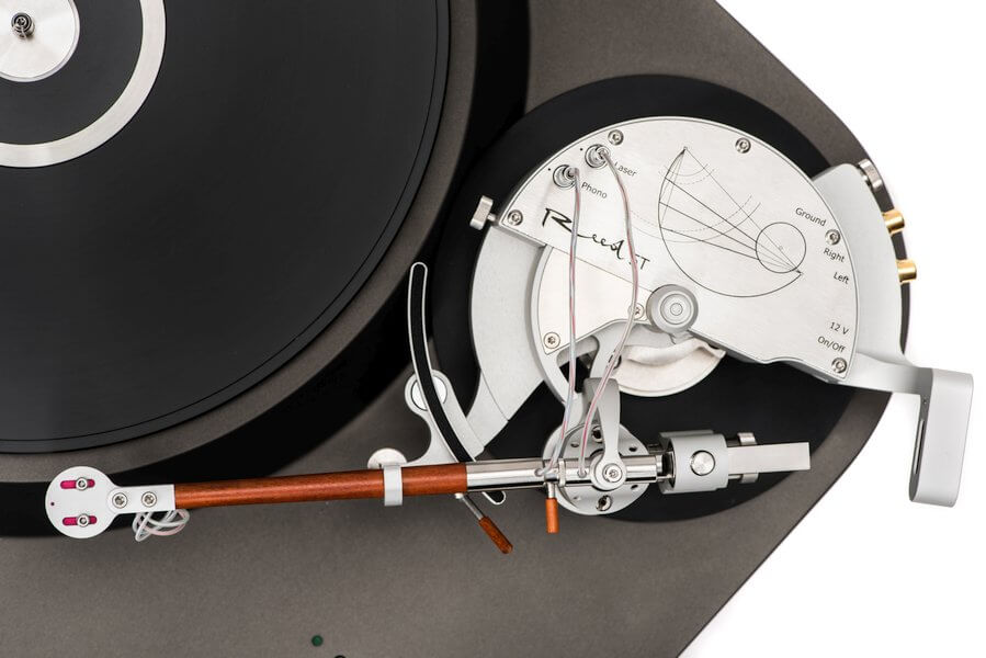Reed 5T Tangential ToneArm at True Audiophile