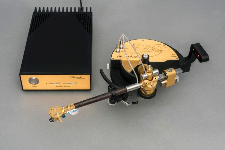Reed 5T Tangential ToneArm Color Options. At True Audiophile