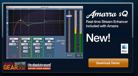 Amarra Music 3.0 Player at True Audiophile