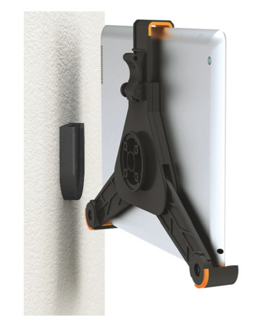 "UNIVERSAL DETACHABLE TABLET WALL MOUNT BRACKET FOR iPad 1/2/3/4/AIR GALAXY 7-8.5"" Tablets (PAD4-7s)"