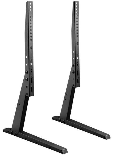 UNIVERSAL TV STAND BASE TABLETOP VESA PEDESTAL MOUNT FOR LCD LED TV 37-70""
