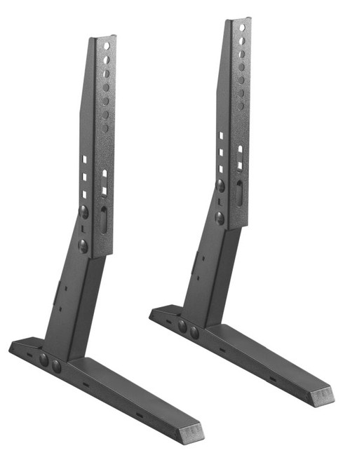 UNIVERSAL TV STAND BASE TABLETOP VESA PEDESTAL MOUNT FOR LCD LED TV 13-37""