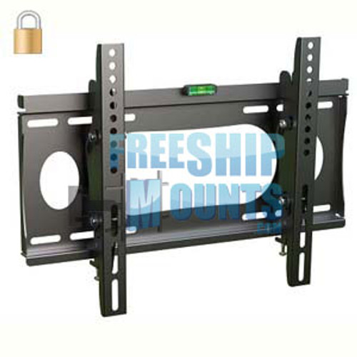 "LOCKABLE SLIM TILT MOUNT FOR TV SCREEN SIZES 23-40"" (Model IMWLT102S)"