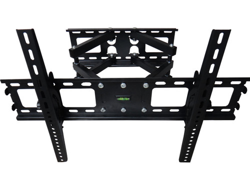 LOCKABLE FULL MOTION TILT PLASMA LCD LED TV WALL MOUNT BRACKET FOR 42 - 70 (Model: IM985)
