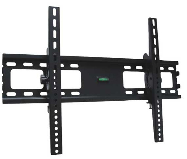 """Tilting TV Wall Mount For Screen Size 32-70"""" Solid backplate & verticals, lockable w/padlock for added security (Model IM809)"""
