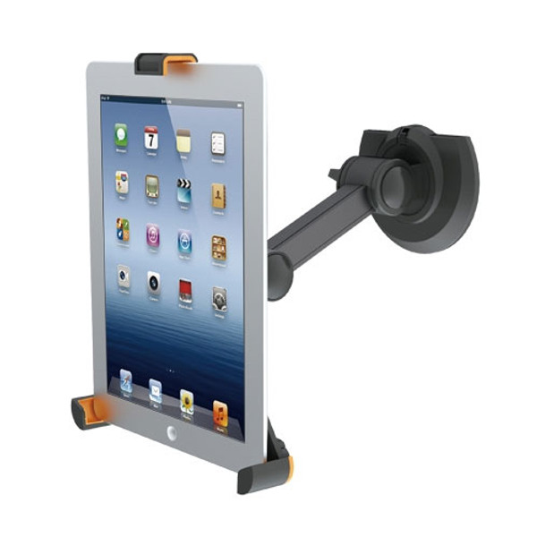 FULL MOTION UNIVERSAL TABLET WALL MOUNT BRACKET FOR iPad 1/2/3/4/AIR GALAXY UNDER COUNTER (PAD4-2)