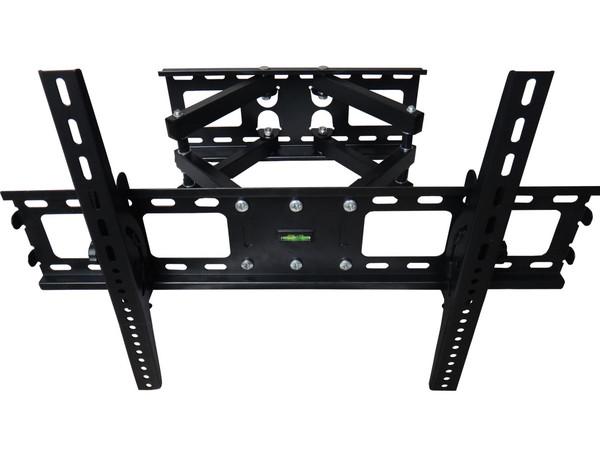 LOCKABLE FULL MOTION TILT PLASMA LCD LED TV WALL MOUNT BRACKET FOR 42 - 70 (Model: IM985)