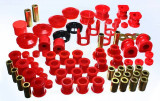 Energy Suspension HyperFlex Master Kit Nissan 240SX red