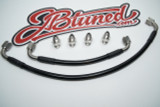 JBtuned 240sx Power Steering Rack Replacement Lines