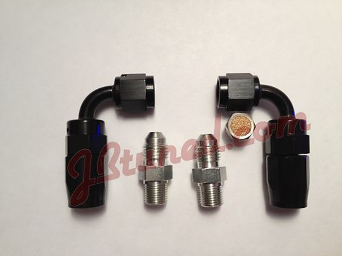 Mac 3 Port AN Fitting Conversion Kit
