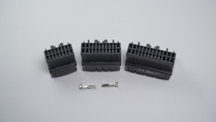 Honda obd1 ecu connectors