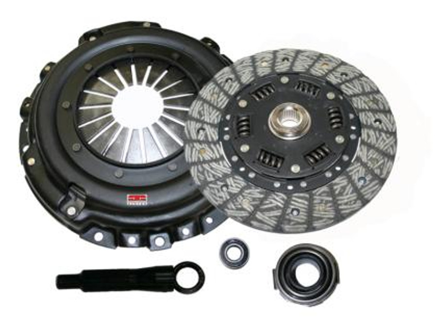 Competition Clutch Stage 2 Steelback Brass Plus - Honda B-Series Transmissions
