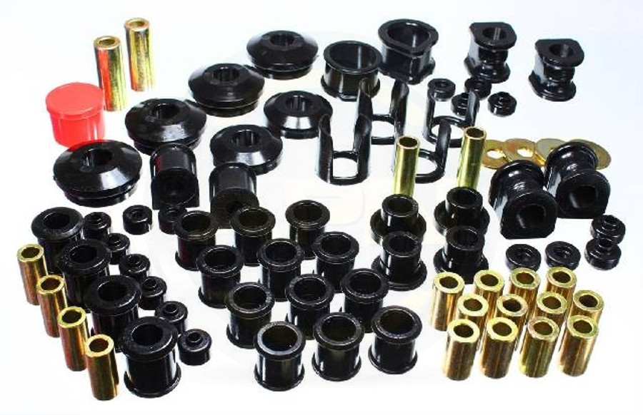 Energy Suspension HyperFlex Master Kit Nissan 240SX black