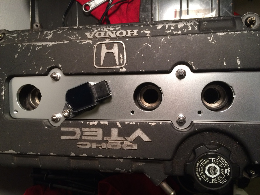 Coil on Plug Conversion Plate - Honda B-series Vtec