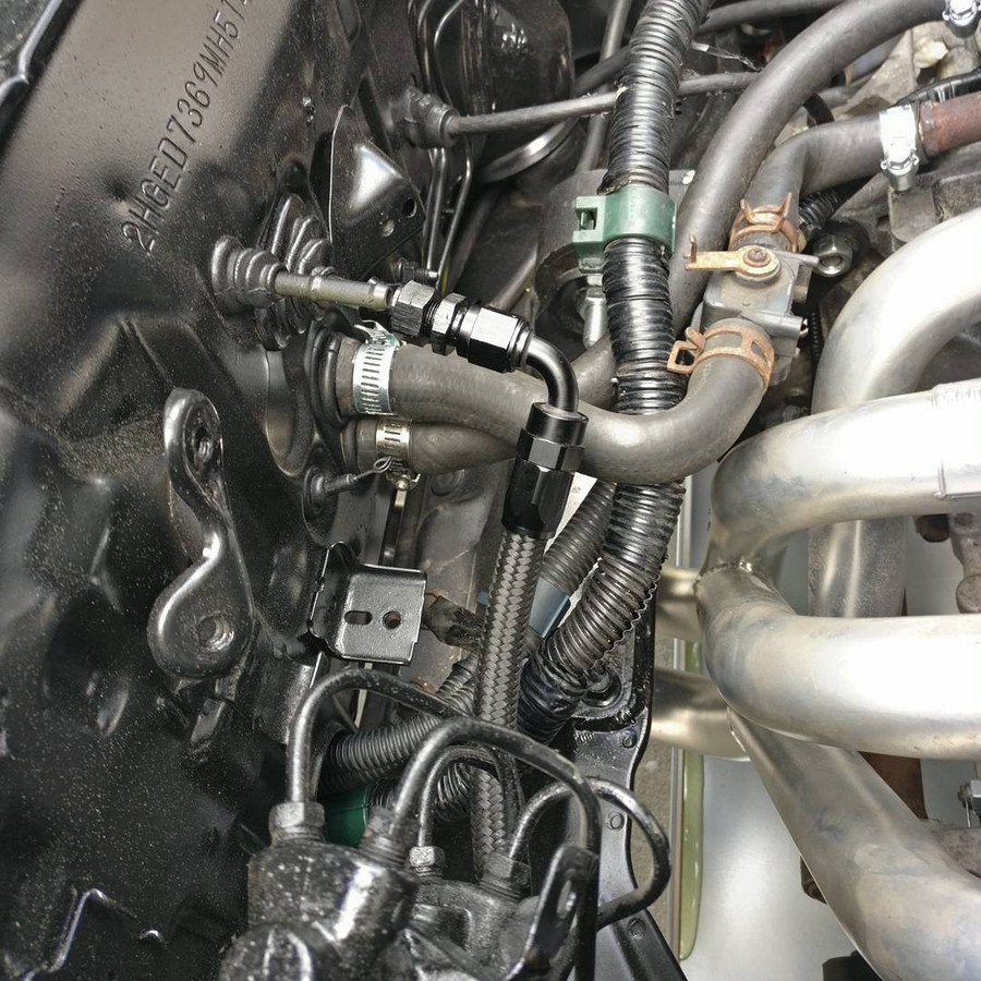 JBtuned EF DA Civic Integra CRX K-Swap Fuel Line Kit