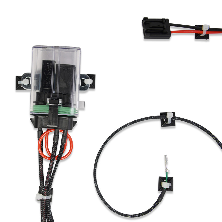 JBtuned Fuel Pump Relay Upgraded Wiring Harness