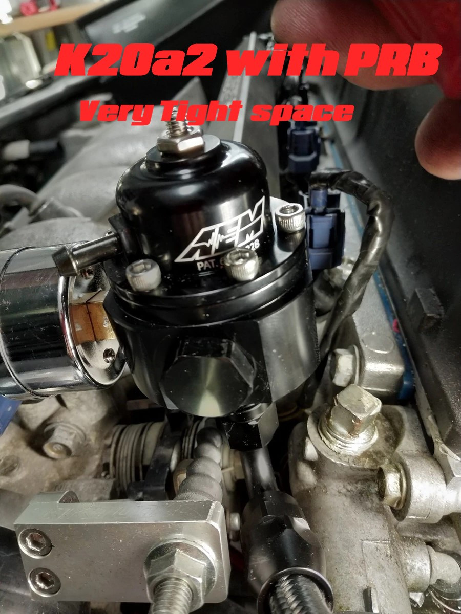 JBtuned EG EK Civic DC Integra K-swap Full Fuel System Replacement – All Fuel Types