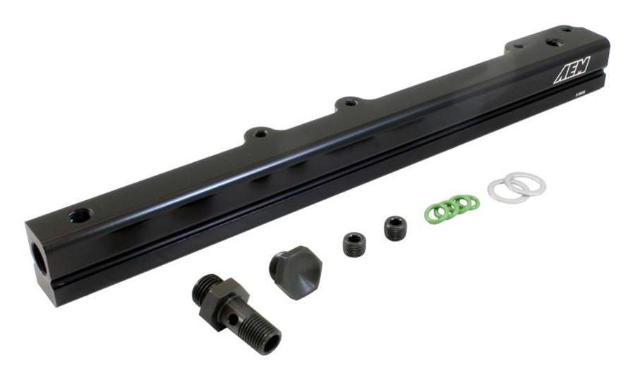 AEM D-Series D16 Fuel Rail 25-109bk