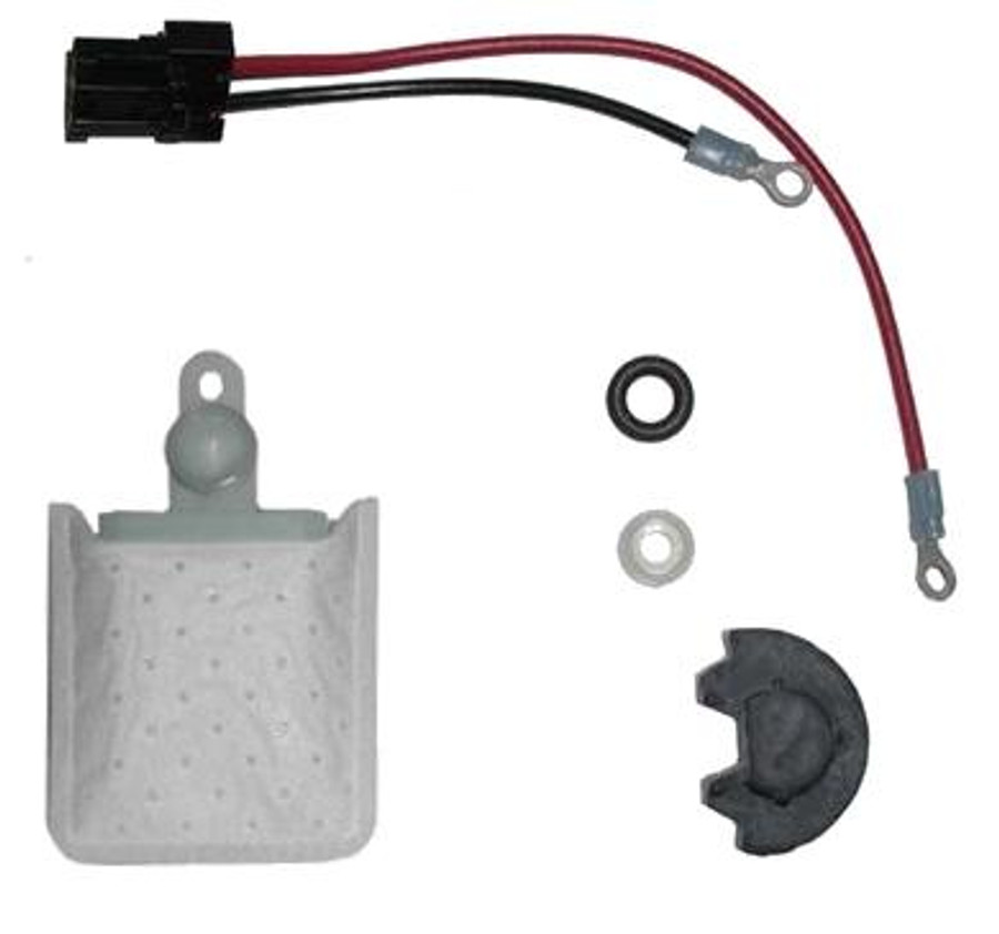 Walbro Universal 400lph In Tank Fuel Pump NOT E85 Compatible install