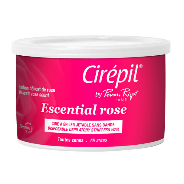 eScential 400g Rose Wax Tin