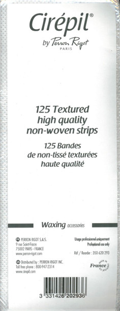 Cirepil Textured Strips -  Non-Woven, 125/pkg picture of front of pkg