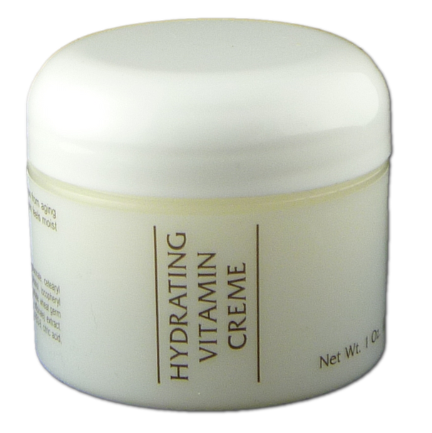 Hydrating Vitamin Creme - 1oz
