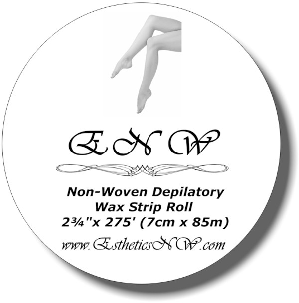 ENW Non-Woven Depilatory Wax Removal Roll