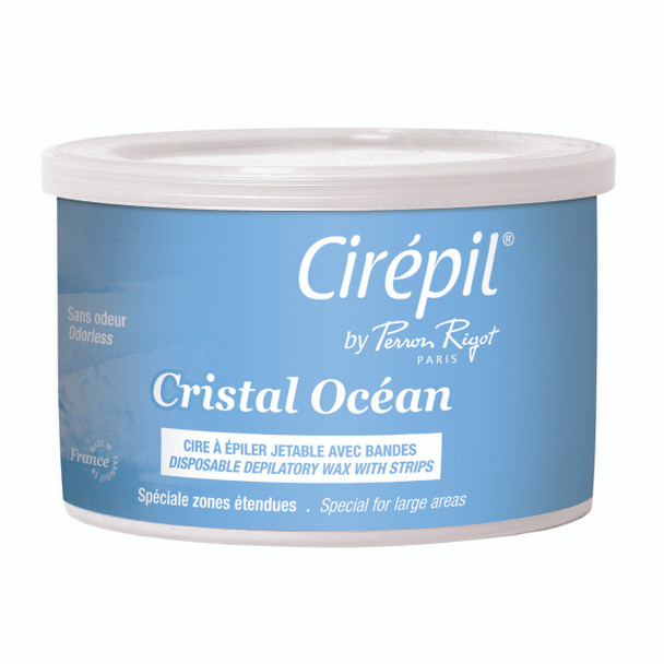 Picture of Cirepil Crystal Ocean 400g Tin of Depilatory Wax