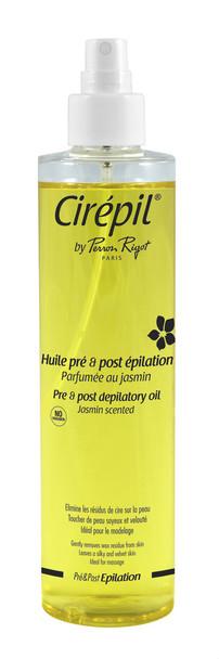 Cirepil Pre Depilatory Jasmine Oil 250ml