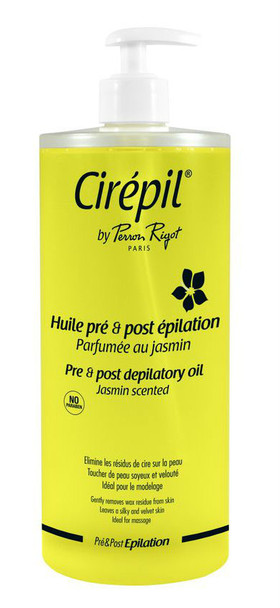 Pre Depilatory Jasmine Oil 1 Liter