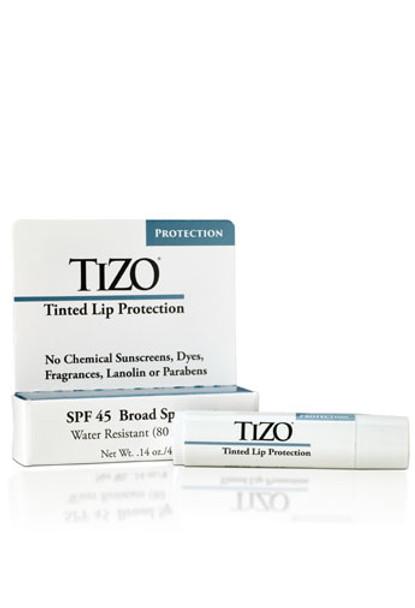 TIZO Tinted Mineral Lip Protection SPF45
