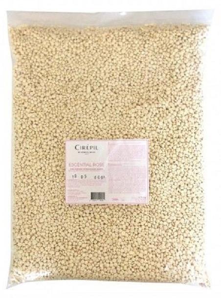 eScential Rose 3750g Bulk Refill Wax Beads