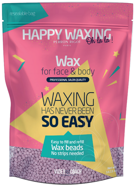 Happy Waxing Beads 400g Refill