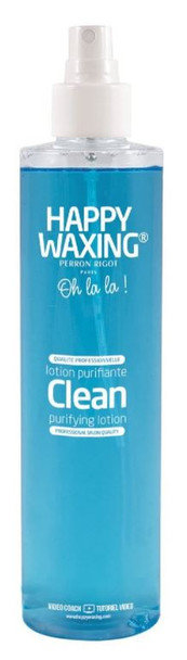 Happy Waxing Clean Purifying Lotion 250ml