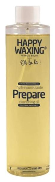 Happy Waxing Prepare Nourishing Oil 250ml
