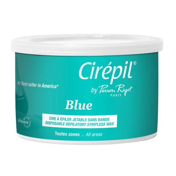 Cirepil 400g Blue Wax Tin
