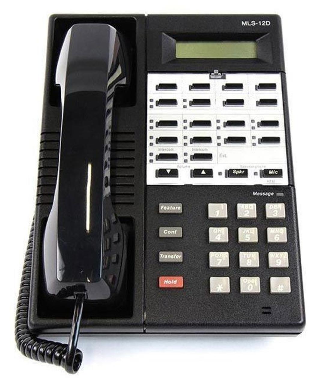 Telecom Systems FULLY REFURBISHED WHITE Avaya Partner 18D Phone ...